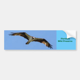 Florida Wildlife Bumper Sticker