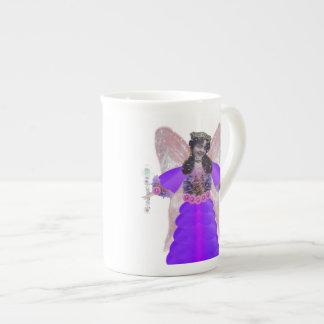 Florina the Garden Fairy Queen Bone China Mug
