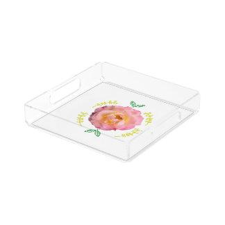 Florinda tray
