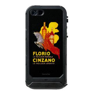 Florio Cinzano Vintage PosterEurope Incipio ATLAS ID™ iPhone 5 Case