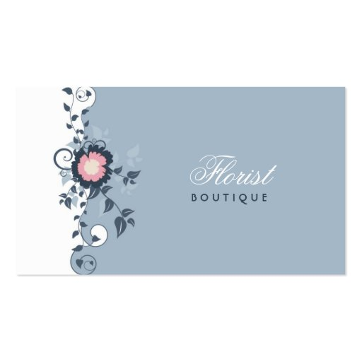 Florist Boutique Business Card