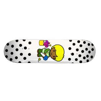 Florist boy skateboard decks