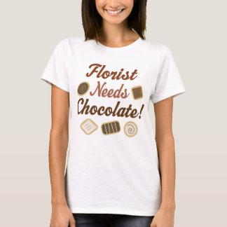 Florist Chocolate T-Shirt