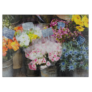 Florist Flowers For Sale Cutting Board