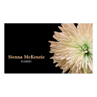 Florist Pack Of Standard Business Cards