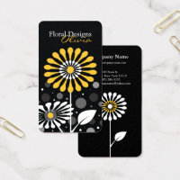 Florist Shop Business Card