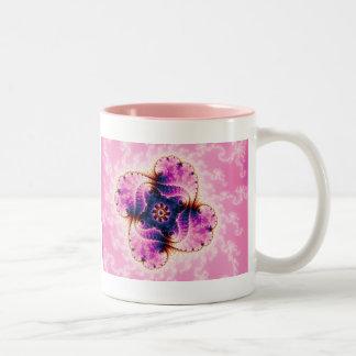Florivet - Fractal Art Mug