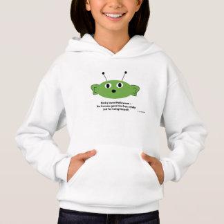 Florky Halloween hoodie