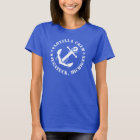 Flotilla Crew (Ladies' Royal Blue) T-Shirt