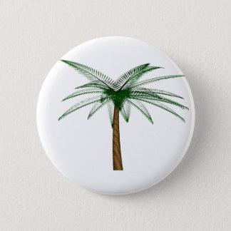Flotsam Palm 6 Cm Round Badge