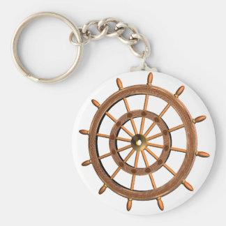 Flotsam Wheel Key Ring