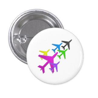 flotte d avion cadeaux pour les enfants AEROPLANE Button