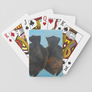 FLOUNDER TOO Playing Cards