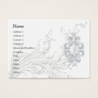 Flourish Business / Profile Card Template