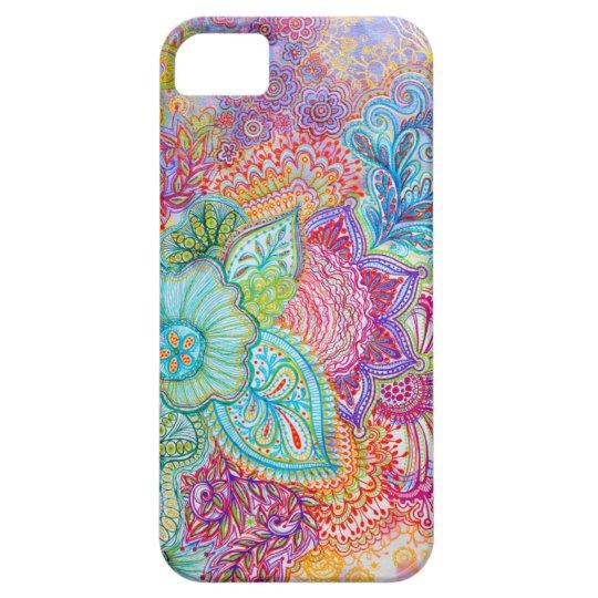 Flourish - phone case by s. corfee