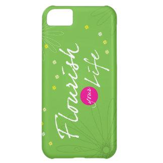 Flourish Your Life iPhone 5C Case