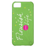 Flourish Your Life iPhone 5C Cover