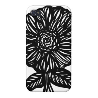 Flourishing Spiritual Prominent Gentle Cover For iPhone 4