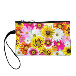 [FLOW-001] Flower power Coin Wallets