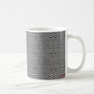 flow basic white mug