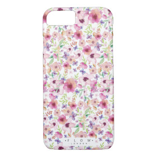 Flow - LONDON - Apple iPhone 7 Case Floral