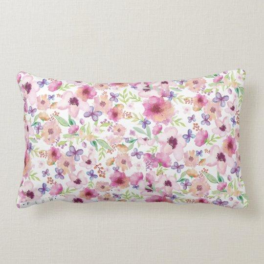 Flow - LONDON - Floral Lumar Cushion/Pillow Lumbar