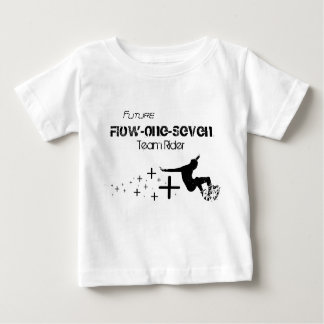 Flow-One-Seven : Infant Team Rider Shirt