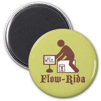 Flow Rida 6 Cm Round Magnet