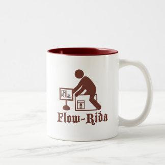 Flow Rida Two-Tone Mug