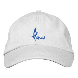 flow snowboarding cap embroidered cap