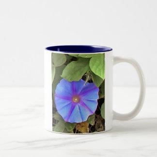 flower5 Two-Tone mug