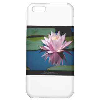 Flower 005 Pink Water lily iPhone 5C Cases