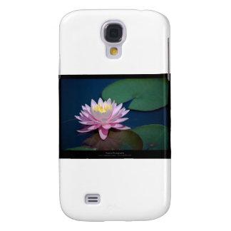 Flower 006 Water lily Samsung Galaxy S4 Case