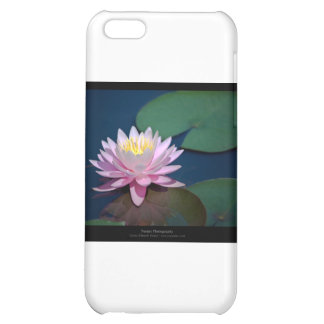 Flower 006 Water lily Cover For iPhone 5C