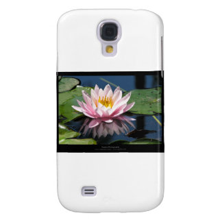 Flower 007 Water lily Galaxy S4 Case
