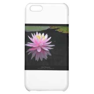 Flower 017 Pink Water Lily iPhone 5C Cases