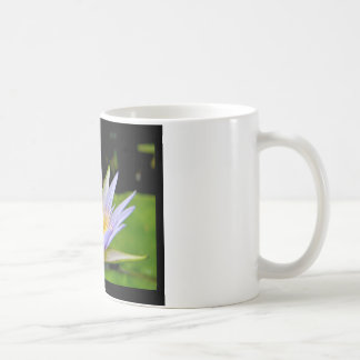 Flower 026 Blue Water Lily Coffee Mug