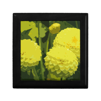 FLOWER 11 SMALL SQUARE GIFT BOX