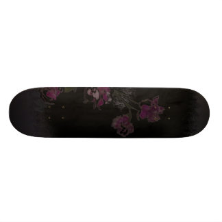 Flower 18.1 Cm Old School Skateboard Deck