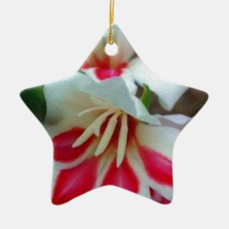 flower 1 christmas ornament