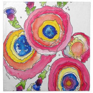 Flower 1 napkin