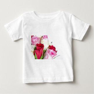flower-316621 flower flowers rose love red pink ro tee shirt