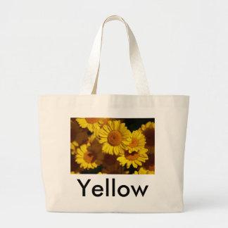 Flower  5 jumbo tote bag