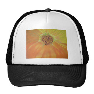 Flower Abstract Mesh Hat