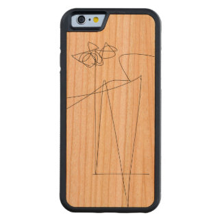 Flower and Dance Cherry iPhone 6 Bumper
