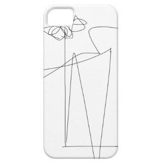 Flower and Dance iPhone 5 Cover
