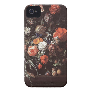 FLOWER AND PLUM IPHONE4 CASE Case-Mate iPhone 4 CASE