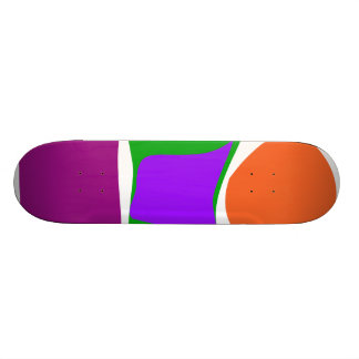 Flower and Water Skate Boards