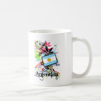 Flower Argentina Coffee Mug
