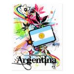 Flower Argentina Post Cards